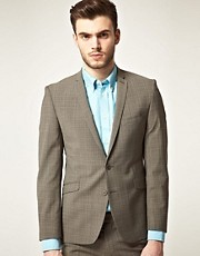 Ben Sherman Camden Prince of Wales Check Jacket