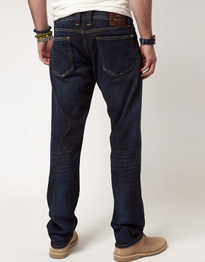 Image 2 ofPepe Cane Jeans Slim Fit True Blue Wash