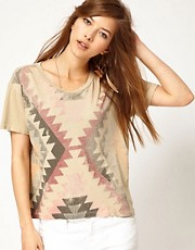 Current/Elliot Aztec T-Shirt