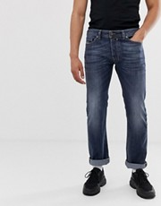 Diesel &ndash; Safado 885K &ndash; Gerade geschnittene Jeans in Dunkelgrau