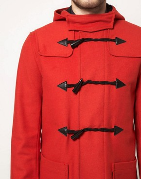 Image 3 ofASOS Duffle Coat