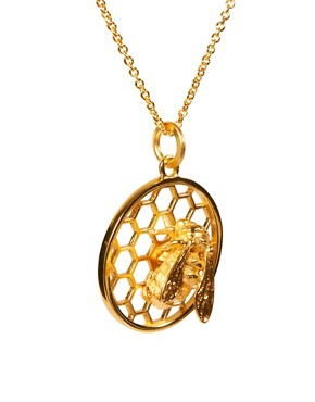 Image 4 ofBill Skinner Honeycomb Necklace
