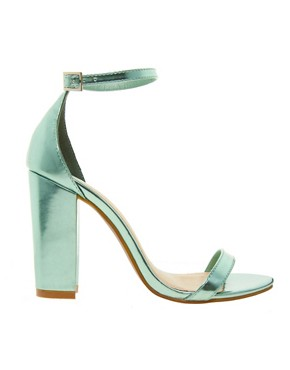 Image 4 ofASOS HOMETOWN Heeled Sandals