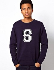 Selected Letter Jumper