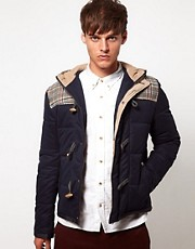 Antony Morato Paddle Duffle Jacket