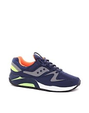 Saucony - Grid 9000 - Scarpe da ginnastica