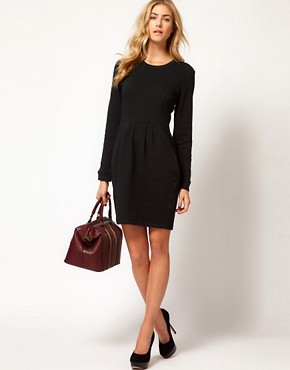 Image 4 ofWhistles Dotty Sweat Dress