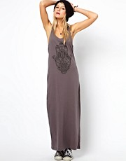 ASOS Maxi Dress With Hamsa Hand