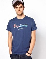 Pepe Jeans T-Shirt Original Script Logo