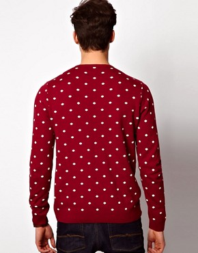 Image 2 ofASOS Spot Jumper