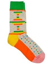 Happy Socks  Inca  Socken