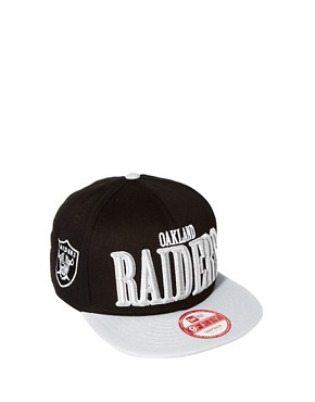 Image 1 ofNew Era 59Fifty Cap The Raiders
