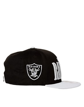 Image 4 ofNew Era 59Fifty Cap The Raiders