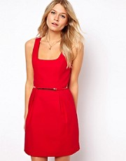 Oasis Lantern Dress