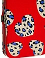Image 3 ofASOS Heart Print iPhone And Purse Case