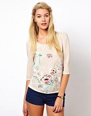 Darling - Blusa a fiori