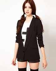 Hearts &amp; Bows Boyfriend Blazer