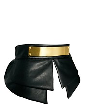 ASOS Peplum Plate Detail Waist Belt