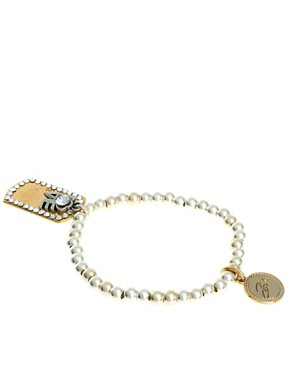 Image 2 ofBibi Bijoux Bracelet with Love Charm