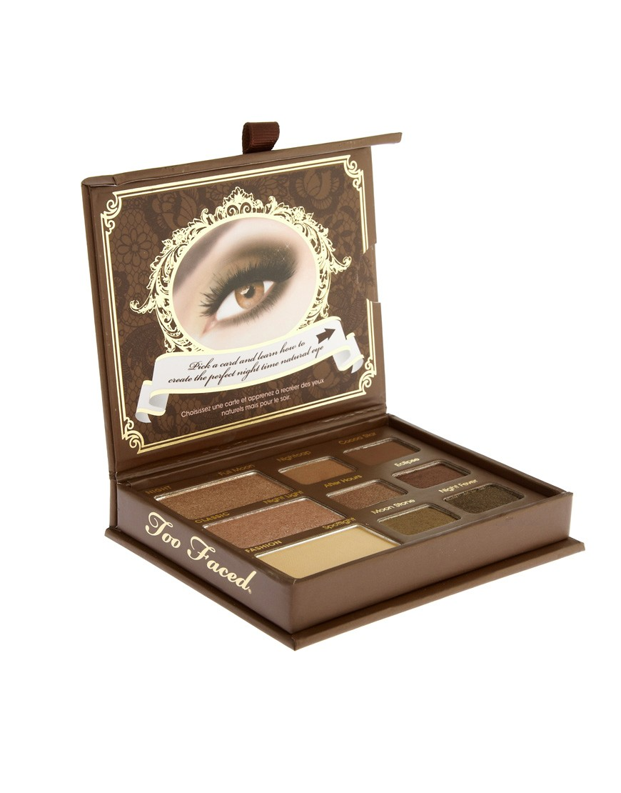Too Faced Natural At Night