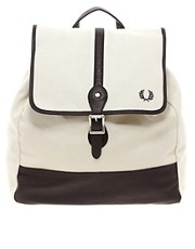 Fred Perry Cotton Backpack
