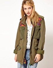 Denim &amp; Supply By Ralph Lauren Jacket With Embroidery