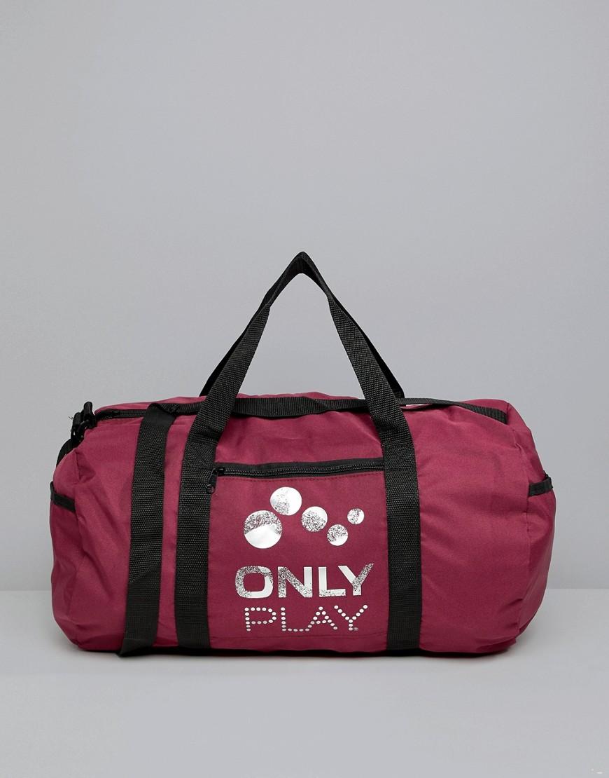 Спортивная сумка Only Play - Красный