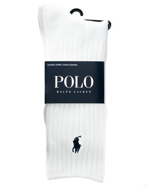 Image 2 ofPolo Ralph Lauren Rib Socks