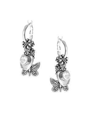 Image 1 ofBibi Bijoux Charm Drop Earrings