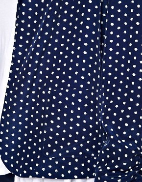 Image 3 ofA Wear Dot Print Blazer