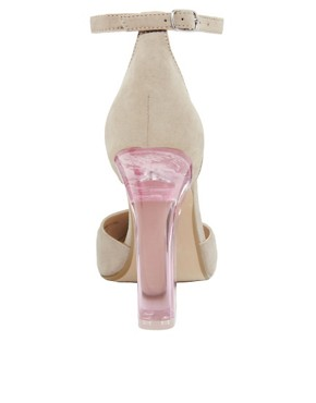 Image 4 ofASOS PRAYER Pointed High Heels