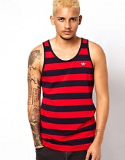 Adidas Originals Vest with Bold Stripe