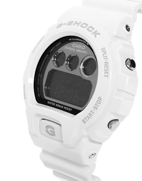 Image 2 ofCasio G-Shock DW-6900NB-7ER White Digital Watch
