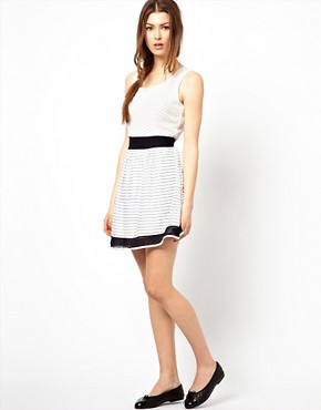 Image 4 ofWal G Dress With Contrast Hem