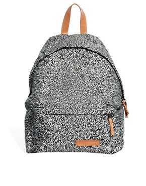 Eastpak Padded Pak'R Animal Print Backpack