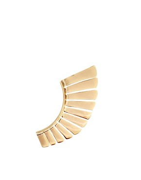 Image 3 ofASOS Statement Warrior Earcuff