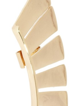 Image 4 ofASOS Statement Warrior Earcuff