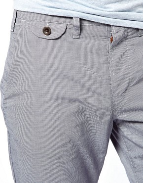 Image 3 ofPaul Smith Jeans Chino with Micro Check