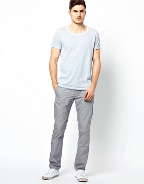 Image 4 ofPaul Smith Jeans Chino with Micro Check