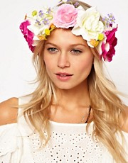 ASOS  Garland  Haarband mit Blumen
