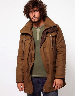 Image 1 ofDiesel Parka Jacket