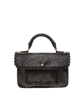 Image 1 ofTed Baker Tingle Glitter Satchel