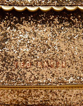 Image 4 ofTed Baker Tingle Glitter Satchel