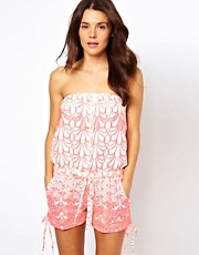River Island Club Med Playsuit