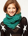 Image 1 ofSpratters &amp; Jayne Chain Cowl Scarf