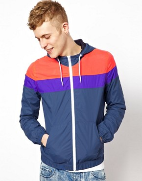 Image 1 ofASOS Cagoule Jacket