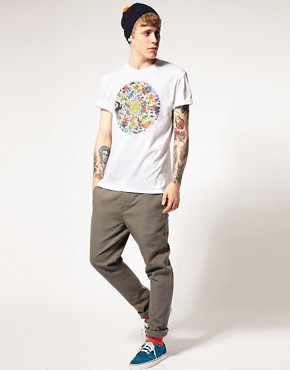 Image 4 of Jim Stoten For It's Nice That ASOS T Shirt