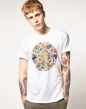 Image 1 ofJim Stoten For It&#39;s Nice That ASOS T Shirt