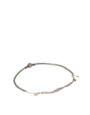 Image 2 ofNikki B Pyrite Friendship Bracelet