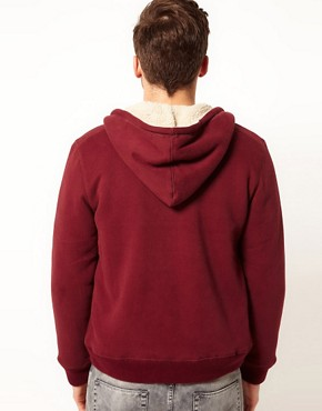 Image 2 ofVoi Hoodie with Fur Lined Hood